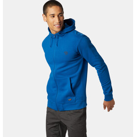 Mountain Hardwear Hardwear Logo Jas Heren blauw